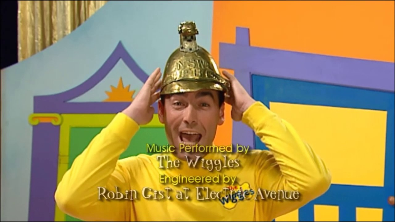 Lights camera action wiggles hats hd youtube sciox Image collections