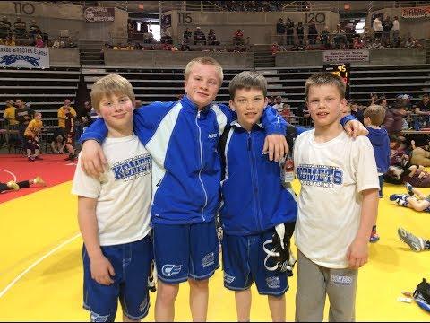 Kasson-Mantorville Youth Wrestling 2017 - 2018
