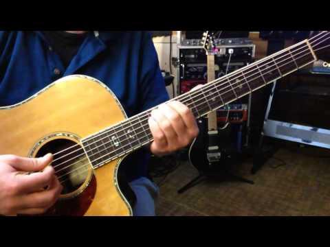 Alternate Tuning FACAGC - Key C Major