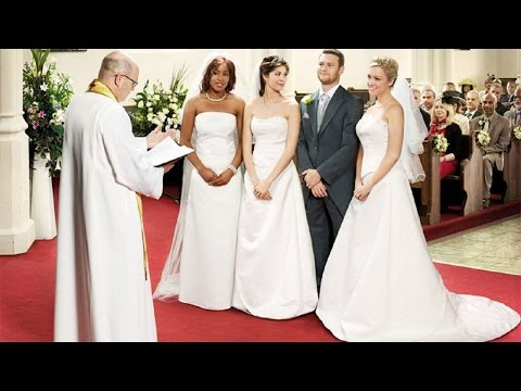 Scientists have proven the benefits of polygamy for women - YouTube