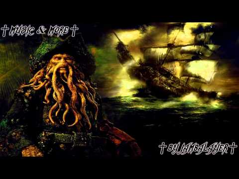 Davy Jones Plays His Organ (Davy Jones Theme Version 1)