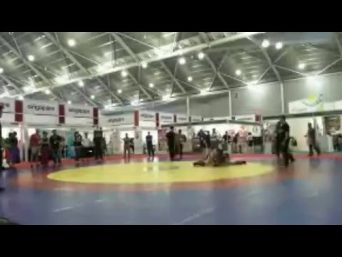 Pankration Exhibition - Southeast Asian Wrestling Championship (2015)