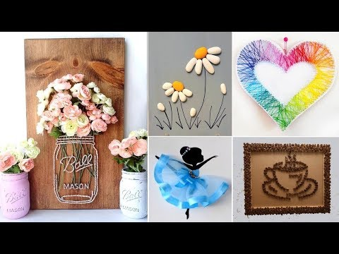 14 Easy Crafts Ideas at Home for Teenagers DIY 2019