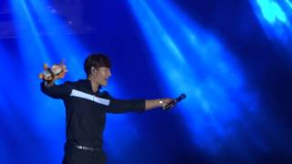 김종국金鐘國 - One Man - Running Man Race Start 3 fanmeeting in Hong Kong