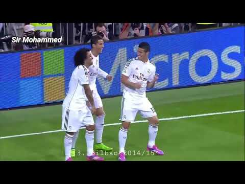Crazy Skills Ronaldo Neymar Messi