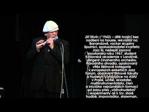 JIŘÍ STIVÍN A BIG BAND CHRUDIM 26.11.2010