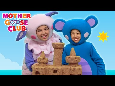 A Day at the Beach | Fun Summer Adventure in the Sun | Mother Goose Club Songs for Children