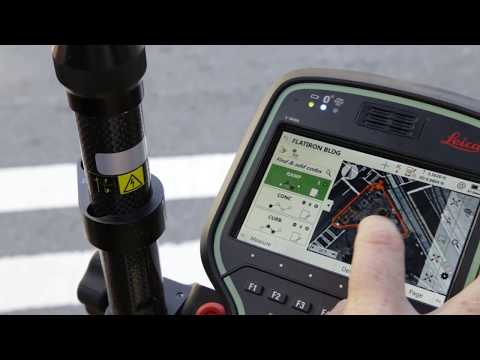 Pure Surveying - Leica Geosystems GS16 GNSS Antenna