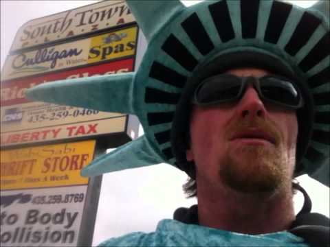 A Day In the Life of a Liberty Tax Waver.wmv