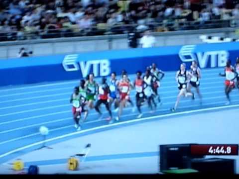 Mondiali Daegu - Finale 5000m M - Farah Oro