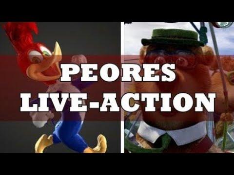 Download Top 5 peores películas de live action de series animadas