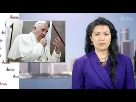Pope Denounces Transgender Ideology