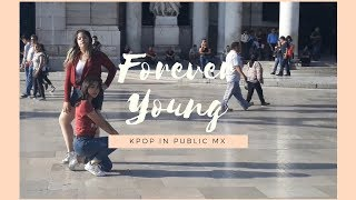 [KPOP IN PUBLIC MEXICO] BLACKPINK - 'FOREVER YOUNG' DANCE COVER BY VEE ORION & KIM DENNYE