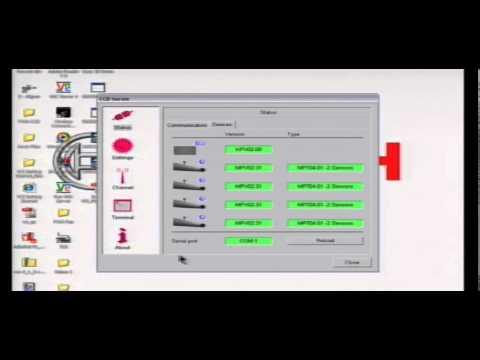 58374 Bosch FWA 4437 Wheel Aligner Service Technician Training