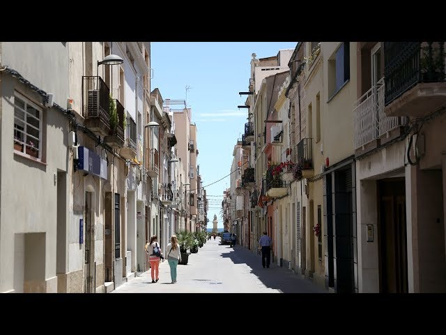 Day Trip To Badalona Spain Youtube