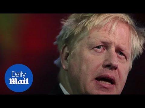 Tory Leadership Race: Boris Johnson
