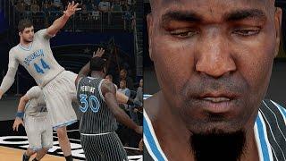 NBA 2K15 Goof Troop - The OG Kendrick Perkins