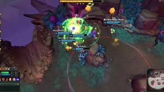 Odyssey: Extraction - Onslaught - All Ziggs - League of Legends