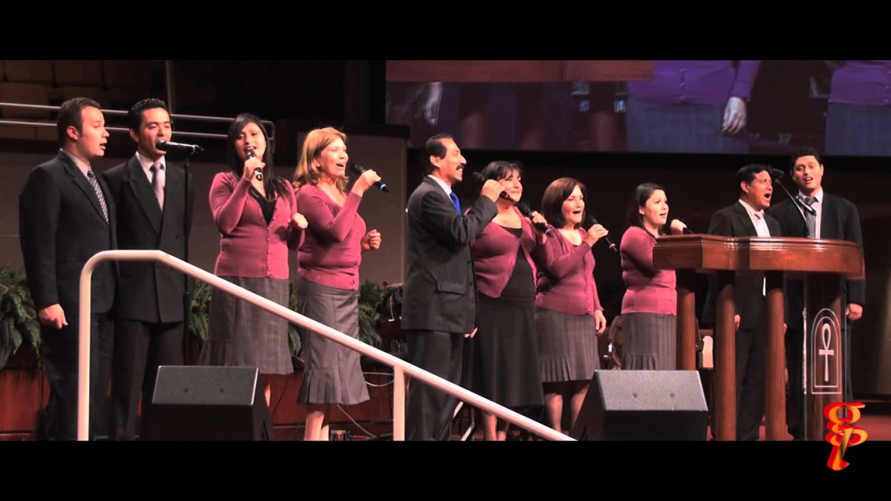 Musical Association of Adventist Voices Brazil - Por Tu Gracia llegare