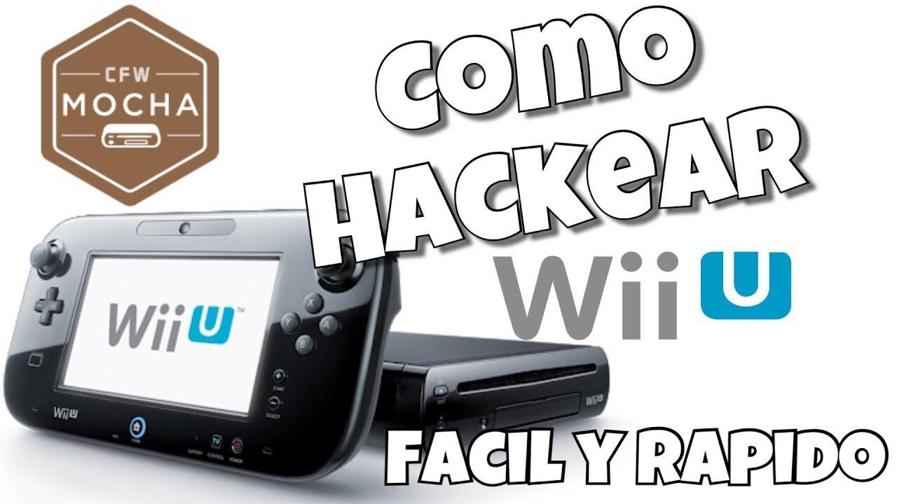 2018 Como Hackear Wii U 5 5 3 Facil Y Bien Explicado Piratiar