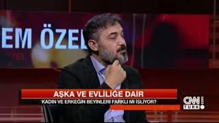 Neden aşık oluyoruz?- Agah Aydın (CNN Türk-Gündem Özel programından)..