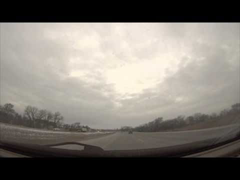 Omaha to Lincoln Time Lapse