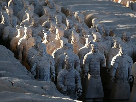Terracotta Army marches to Cincinnati for the first time
