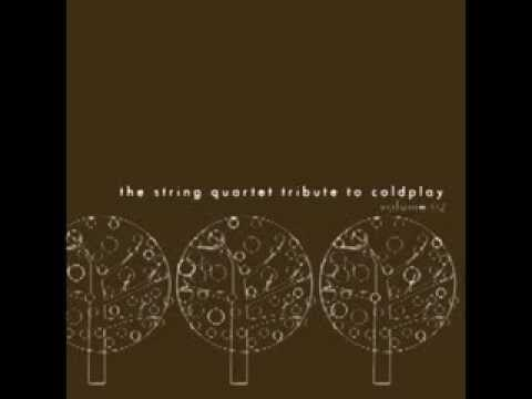 The Hardest Part - The String Quartet Tribute to Coldplay Volume 2