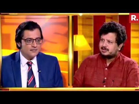 Ritabrata Banerjee's Exclusive Interview With Arnab Goswami | Nation Wants To Know