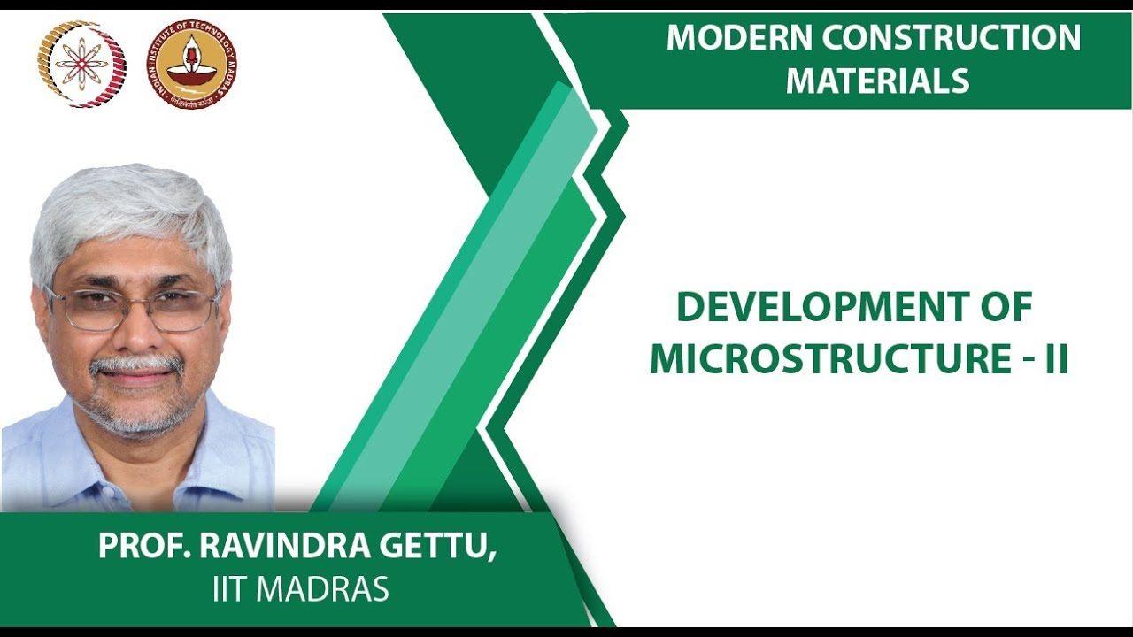 Development of Microstructure - II