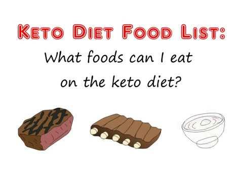 keto-diet-food-list---low-carb-diet