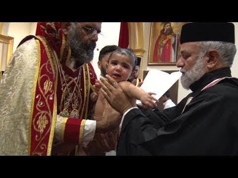 Holy Baptism - Zachary Abraham Thomas