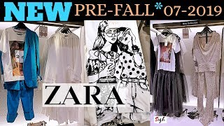 ZARA Pre-Fall NEW Collection #JULY2019 Ladies * Shoes * Bags * Accessories