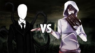 Jeff the Killer vs Slenderman. Batalla de Rap Especial Halloween 2013 | Kinox ft SoRa