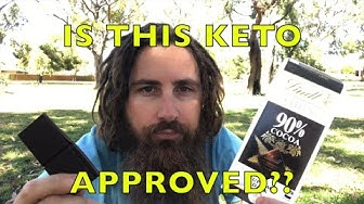 Is It Keto Friendly -90% Dark Chocolate