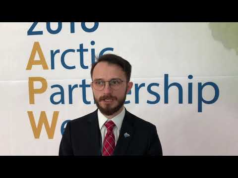 Arctic shipping - interview of Piotr Graczyk - 1