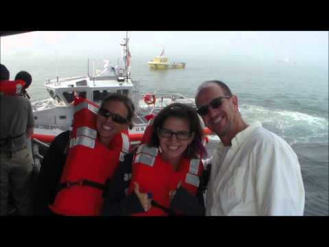 I almost died! - Provincetown-bound ferry stuck between Boston Harbor islands