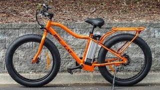 Big Cat Fat Eat Electric Bike Electric Bike Review