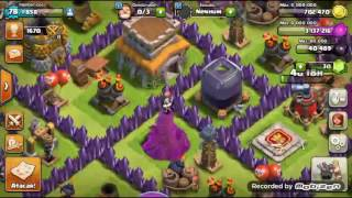 Farmando isanamente elixir negro #1 vish muita treta-ft.king clash of clans
