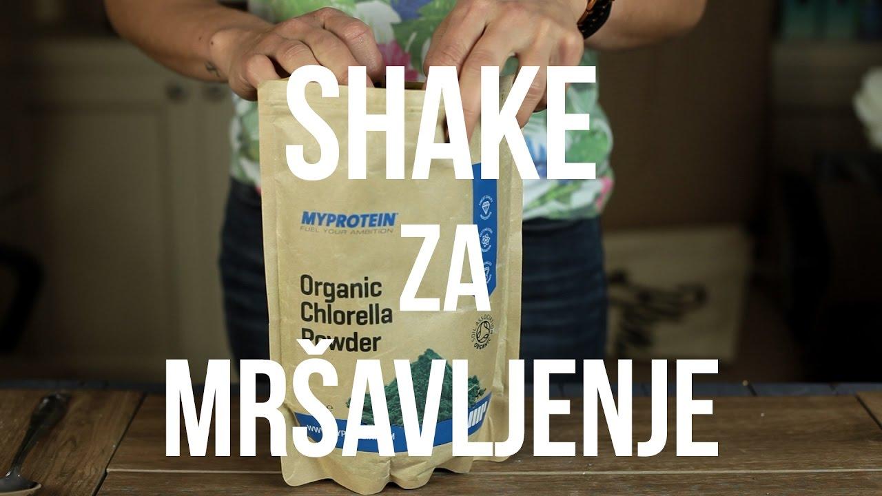 proteinski shake za mršavljenje