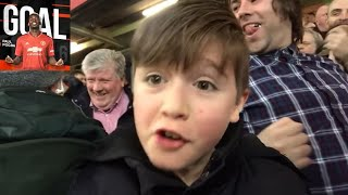 Manchester United v Huddersfield Town | Match Day Vlog | Premier League | 26.12.2018