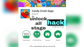How To Download Candy Crush Saga In Mod Hack Apk.