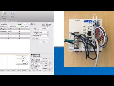 Modbus Explorer App Overview in MATLAB - MATLAB Programming