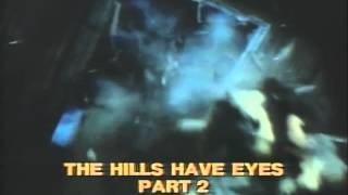 The Hills Have Eyes 2 Trailer 1985