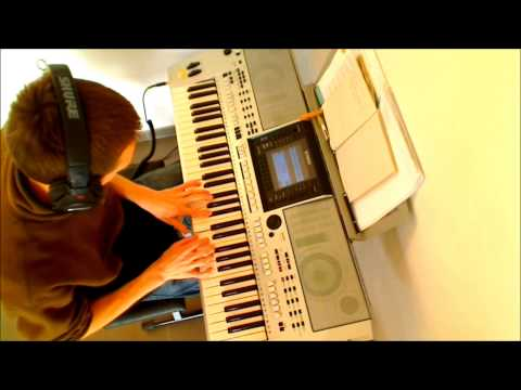 Sash - Colour the world on keyboard mp3