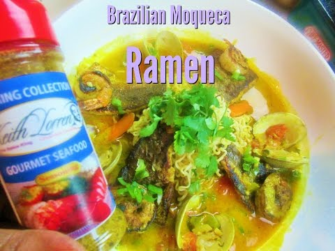 Afro Brazilian Ramen by Keith Lorren 15 seconds