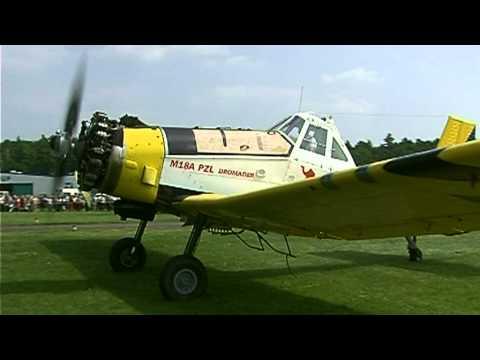 PZL M-18 Dromader 100 Jahre Agrarflug Kyritz