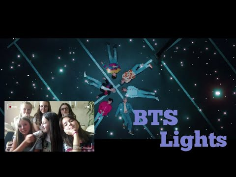 BTS 'Lights' Official MV | REACTION ARMY | ДО СЛЁЗ