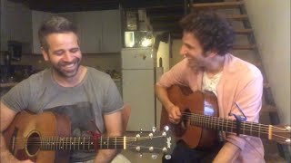 California Dreamin' (The Mamas And The Pappas)- Acoustic Cover ft. Amir Darzi