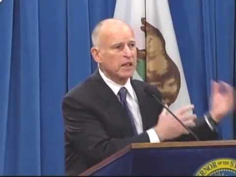 Governor Jerry Brown January Budget 2013-2014